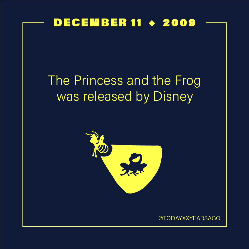 The Princess and the Frog Release Disney